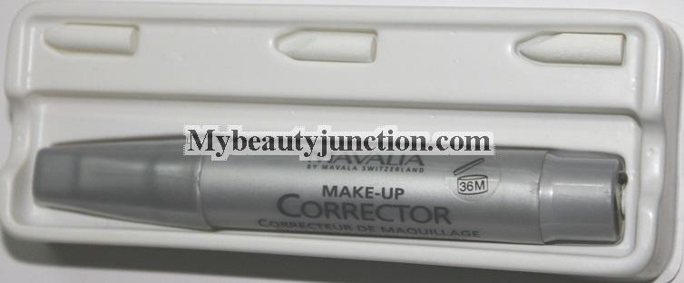 Mavalia Makeup Corrector from Mavala review, usage, photos