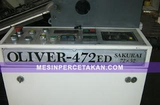 Sakurai Oliver 472ED