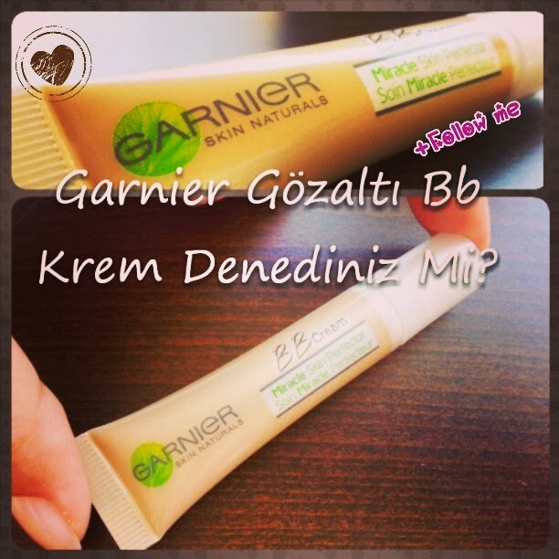 Garnier göz altı bb roll on