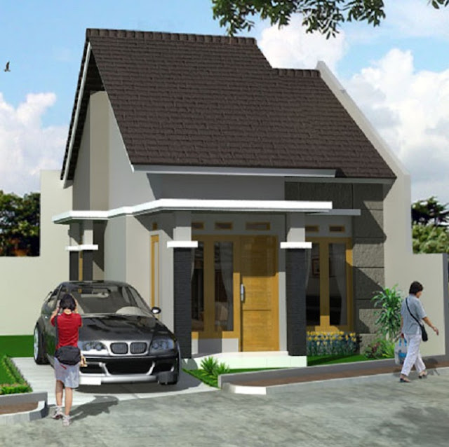 Gambar Desain Rumah Minimalis Modern Terbaru 2014
