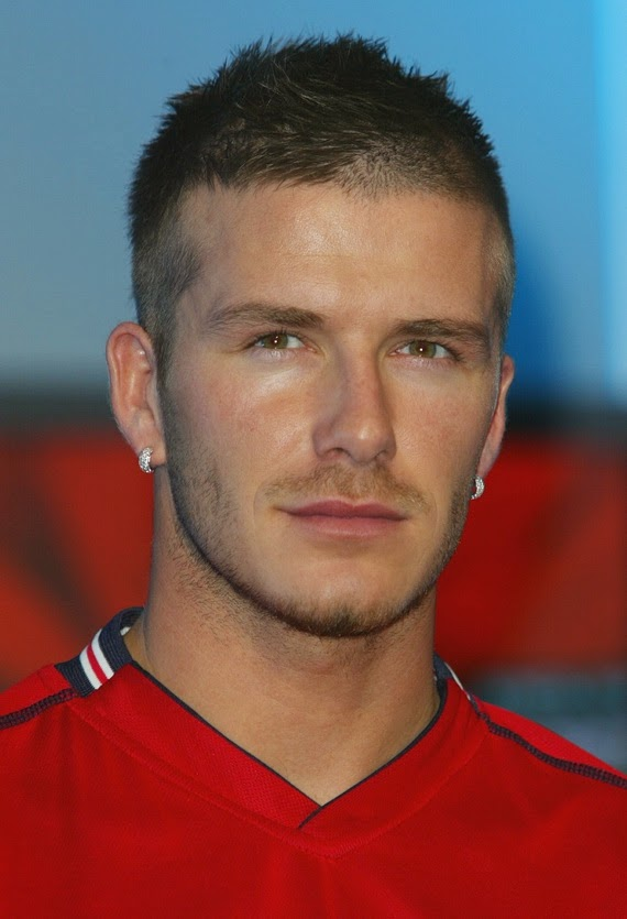 รวมทรงผมสุดเท่เดวิด เบ็คแฮม David Beckham Hairstyles