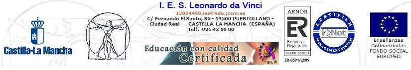 IES Leonardo da Vinci - Puertollano