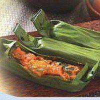 cara membuat pepes ikan tongkol daun pisang