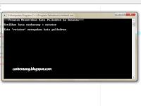 Program Menentukan Kata Palindrom dengan C++