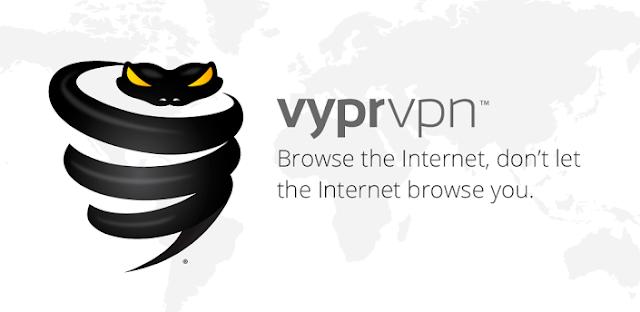 VyprVPN - Secure Personal VPN [FREE]