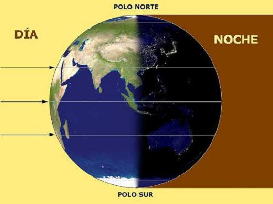 Nube viajera: Equinoccio de primavera 2012