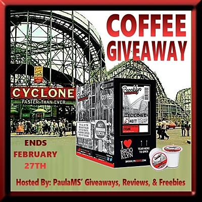 Cyclone Coffee Giveaway