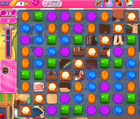 Candy Crush Saga 783