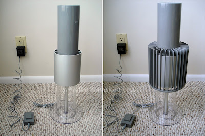 modern air purifier