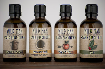 WIld Man Seasonal Beard Conditioner