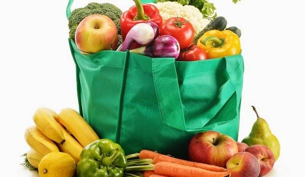 Comer frutas e legumes diariamente torna-a mas feliz