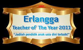 erlangga teacher of the year 2011 dunialombaku.blogspot.com