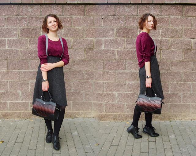 Как носить подтяжки и выглядеть женственно