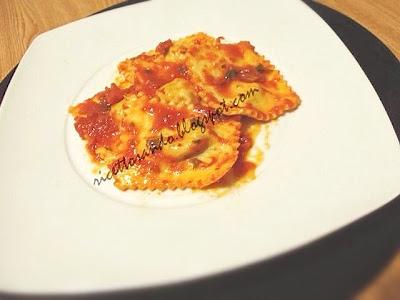 Ravioli light con formaggio fresco ricetta di pasta ripiena