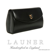 Sophie, Countess of Wessex Style LAUNER Handbag and LK BENNETT Pumps and SUZANNAH Dress