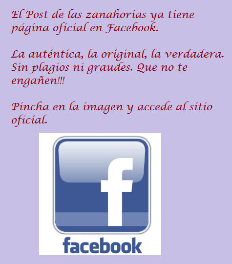 Sigue el blog en Facebook