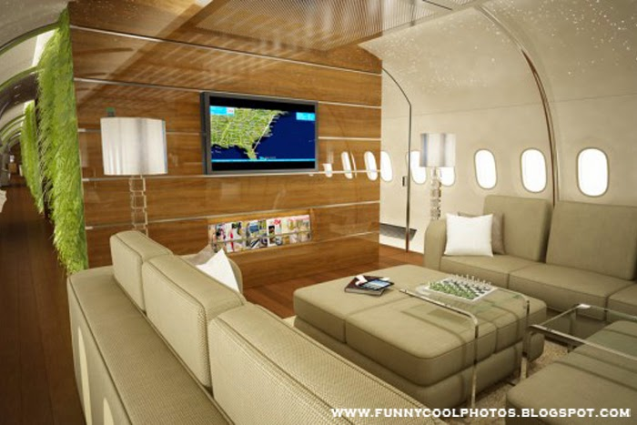 Most Expensive and Coolest Private Jets