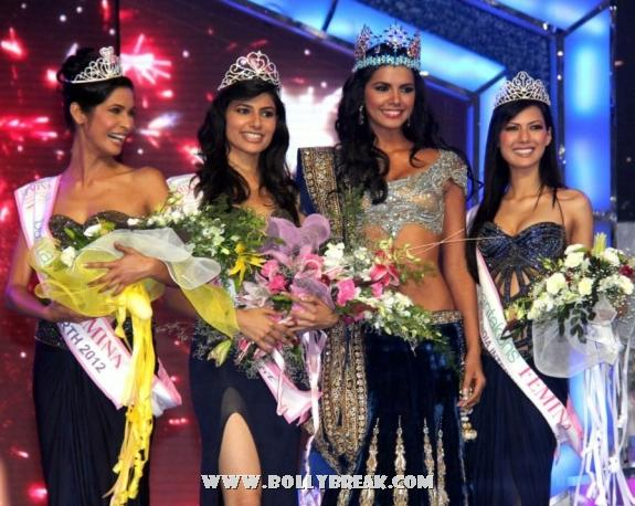 Prachi Mishra Miss India 2012 Competition Pics - Famous Miss India Pictures - Famous Celebrity Picture
