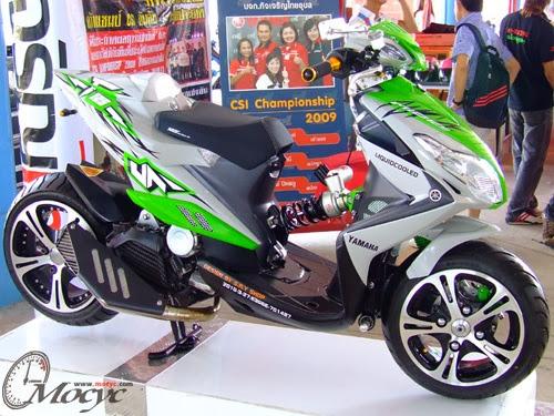 Modif Mesin Yamaha Xeon