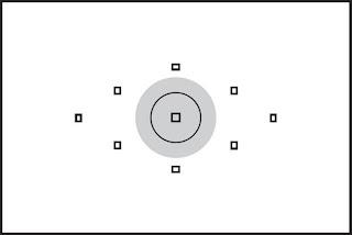 contoh partial metering kamera analog
