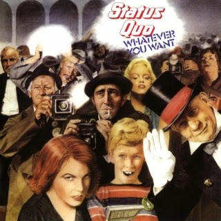 Status Quo - Whatever you want. Album