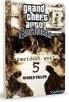 Download GTA San Andreas: Resident Evil 5 World Fallen