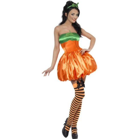"""""""retro"""", así es el disfraz, menos temible de la noche de Halloween ..."""