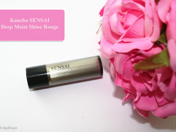 Kanebo Sensai Deep Moist Shine Rouge - perfect for healthy hydrated lips