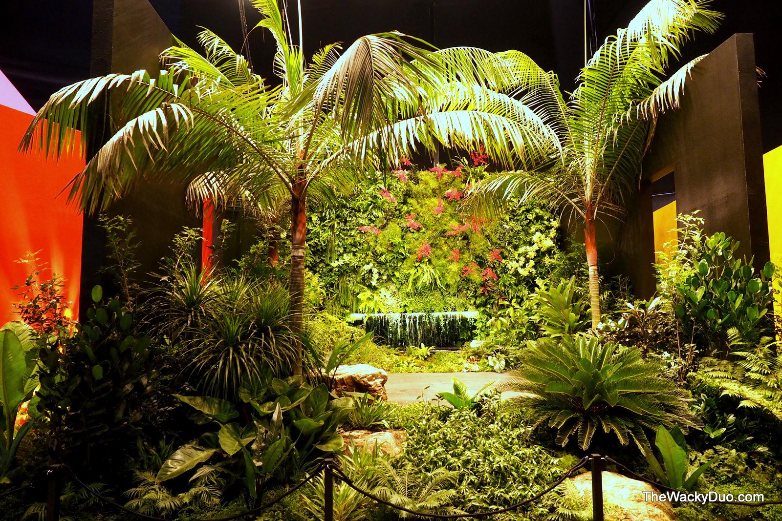 Singapore Garden Festival   In Full Bloom