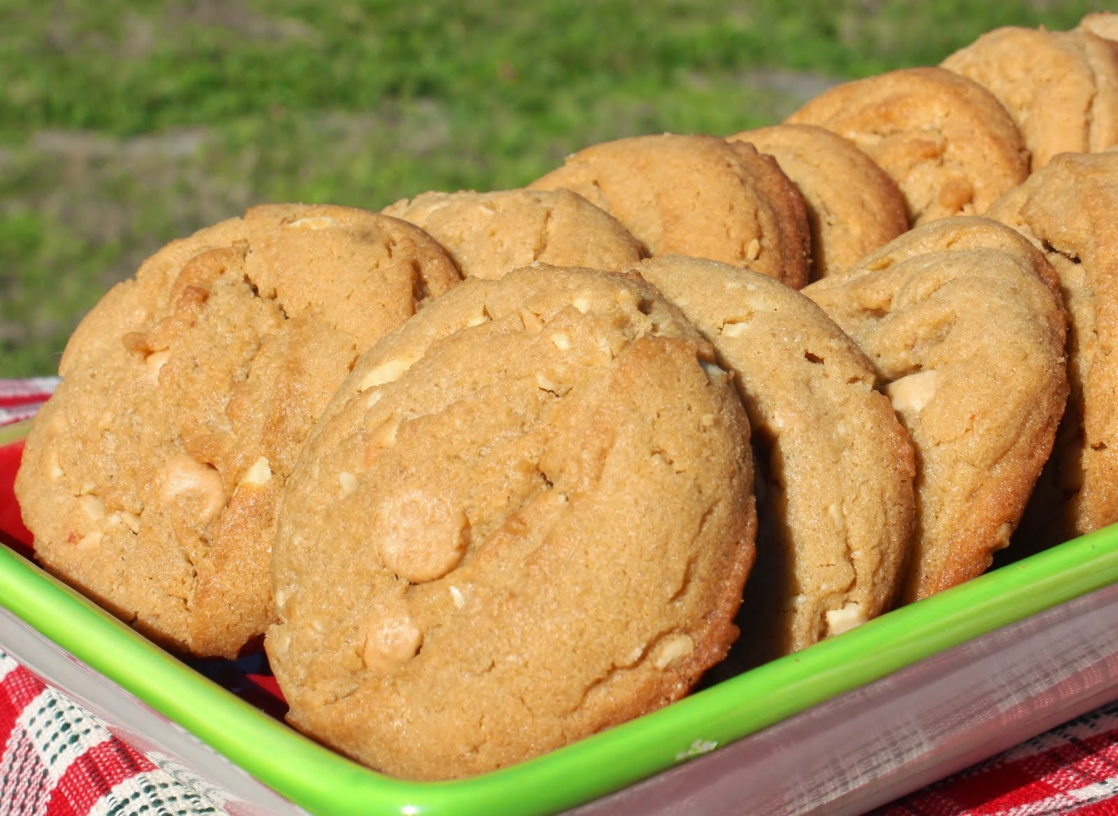 ... of Long Island and Central Florida: Triple Play Peanut Butter Cookies