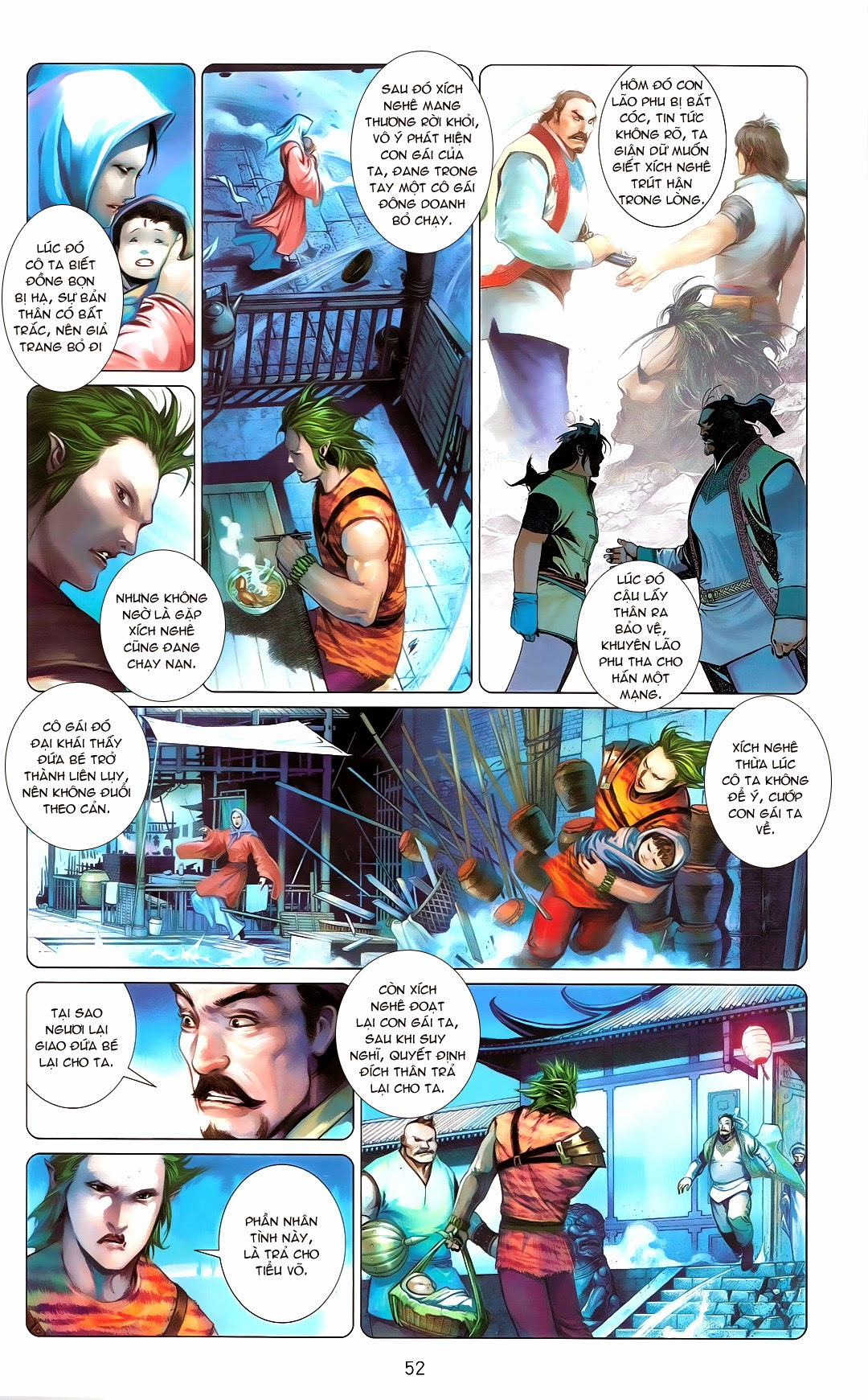 Phong Vân chap 670 Trang 51 - Mangak.info