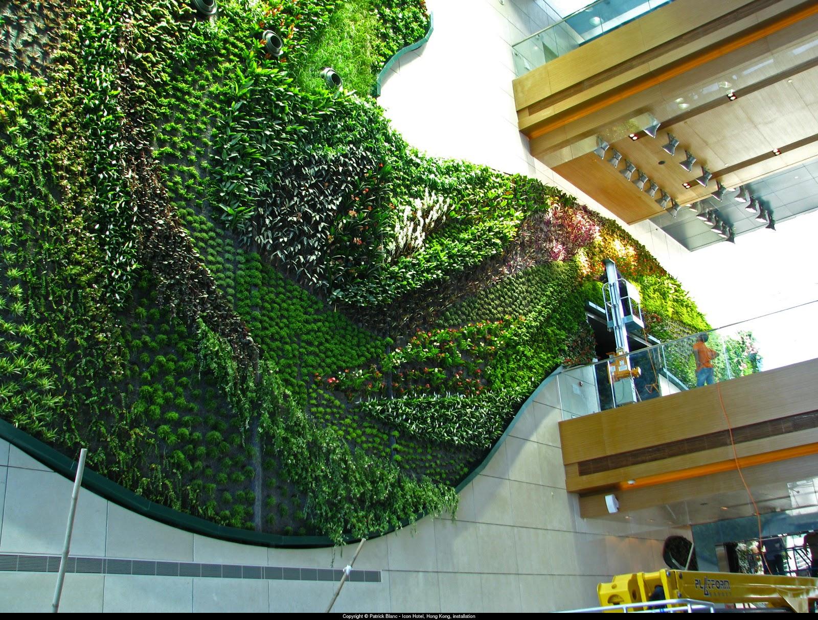 Dcorandobyalba jardines verticales - Jardines verticales interiores ...