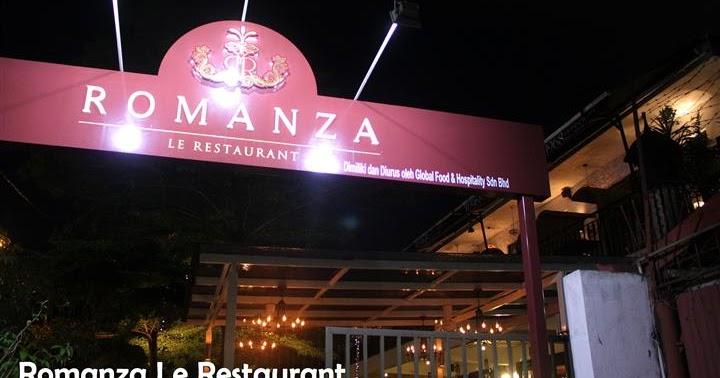 Oh Fish Iee Romanza Le Restaurant Hock Choon Jalan