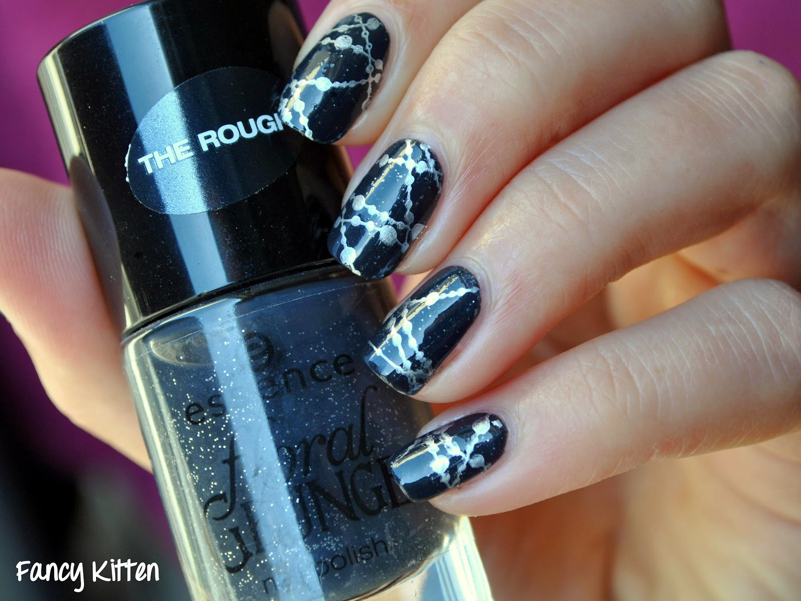 Essence - Black To The Root with Pueen 45 Stamping