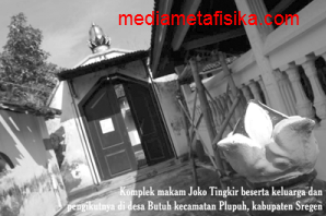 Misteri Bajulgiling, 'Pusaka' Sakti Milik Jaka Tingkir - mediametafisika.com