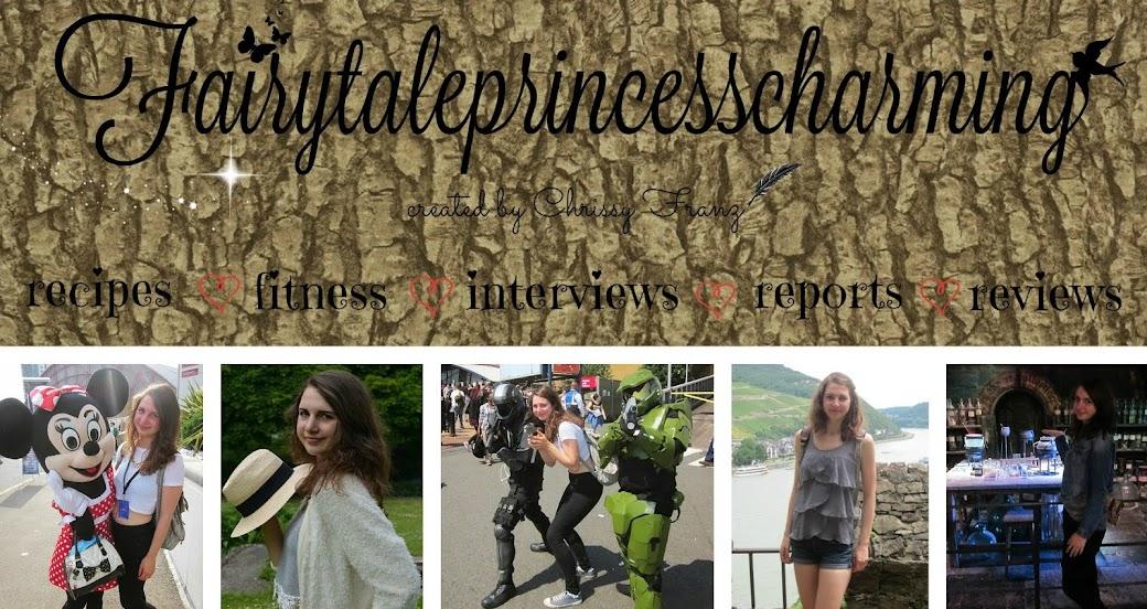 Chrissy Franz: Fitness und Lifestyle Blog