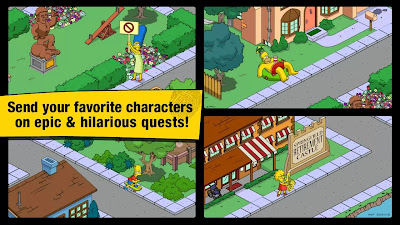 The Simpsons™: Tapped Out Mod Apk v4.4.0 Unlimited Purchase