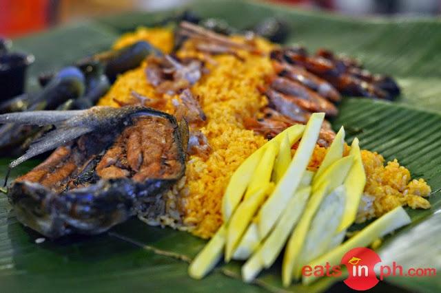 Dagupans Pride from Blackbeard's Seafood Island Restaurant