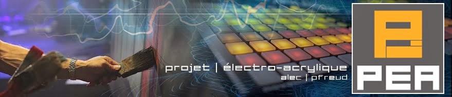 PEA - Projet Électro-Acrylique