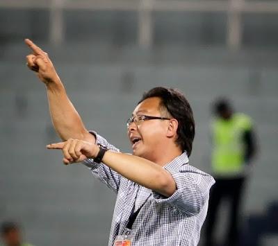 TAKTIKAL ONG KIM SWEE DENGAN HARIMAU MUDA, KEPUTUSAN HARIMAU A VS RYUKYU FC, GOL THAMIL ROZAIMI VS FC RYUKYU 2013