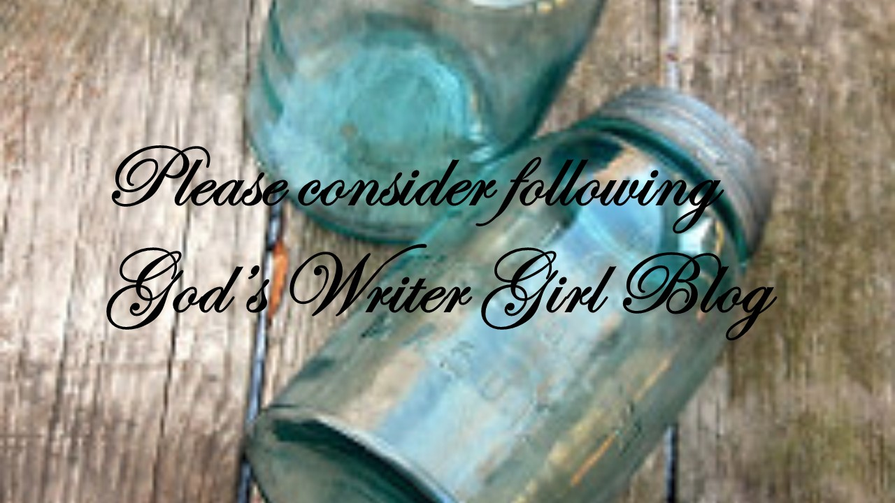 Follow God's Writer Girl