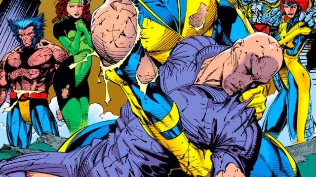 Marvel: El Profesor X es un quejoso?