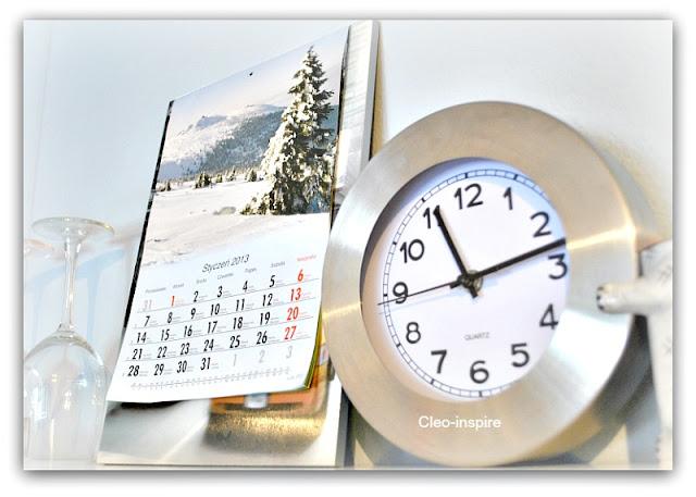 góry w kalendarzu