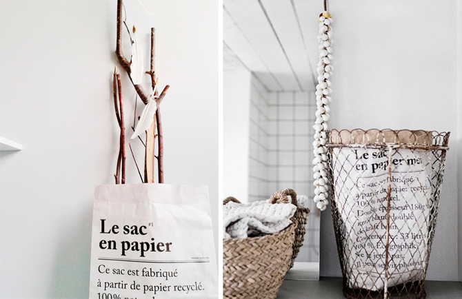 le sac en papier this is paper bag lua nord. Black Bedroom Furniture Sets. Home Design Ideas