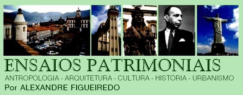 Ensaios Patrimoniais - Dedicado às Ciências Sociais
