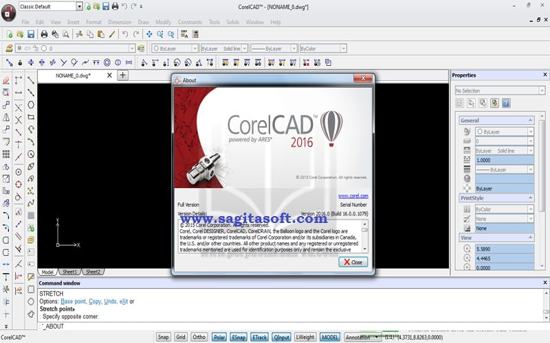 CorelCAD 2016 Build 16 Full