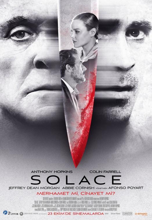 Ver En la mente del asesino (Solace) (2015) Online