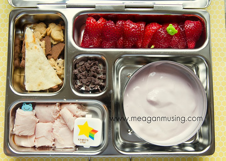 Planet Box Yogurt Bento