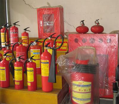 Bình chữa cháy bột BC