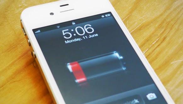 Tips Hemat Batere Ponsel Saat Berlibur